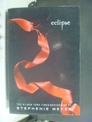 【書寶二手書T7/原文小說_GAD】Eclipse (The Twilight Saga)_Meyer