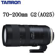 TAMRON SP 70-200mm F/2.8 Di VC USD G2 (A025) 公司貨