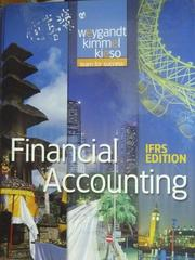 【書寶二手書T2/大學商學_QBL】Financial Accounting_Weygandt,etc