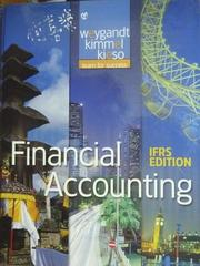 【書寶二手書T3/大學商學_QBL】Financial Accounting_Weygandt,etc