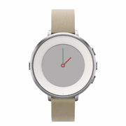 Pebble Time Round 白色