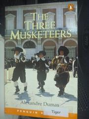 【書寶二手書T7/原文小說_IDB】The Three Musketeers_Alexandre Dumas