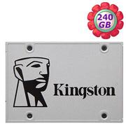 Kingston UV400 240GB SSD【SUV400S37/240G】2.5吋 SATA 6Gb/s 固態硬碟