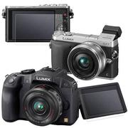 Kamera for Panasonic G6/GM1/GX7 螢幕保護貼