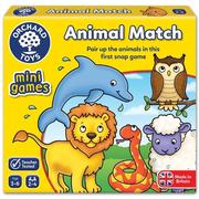 【Orchard Toys】可攜桌遊-快手配對(Animal Match Mini Game)