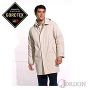 【JORDON】GORE-TEX  PERFORMANCE SHELL 男單件式 羽絨長大衣 1951