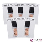 MAKE UP FOR EVER ULTRA HD超進化無瑕粉底液#Y315(1ML)X5