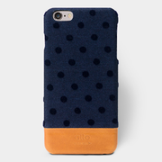 alto Denim Case for iPhone 6 Plus Navy Bubble 香港行貨