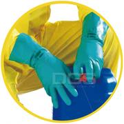 《JACKSON》丁晴抗化學溶劑手套 G80 NITRILE Chemical Resistant Gloves