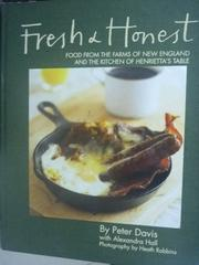 【書寶二手書T5/餐飲_ZCF】Fresh & Honest: Food from the Farms
