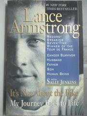 【書寶二手書T2/體育_WEL】It's Not About the Bike_Lance Armstrong