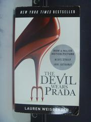 【書寶二手書T7/一般小說_JEV】The Devil Wears Prada_Lauren