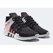 【蟹老闆】Adidas Originals EQT Support ADV  黑粉 運動休閒鞋