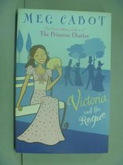【書寶二手書T6/原文小說_LOA】Victoria and the rogue_Meg Cabot, Meg Cabo