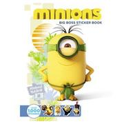 Kidschool - Minions: Big Boss Sticker Book 小小兵貼紙書