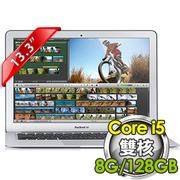送2禮【Apple】MacBook Air 13吋 i5 雙核心 128GB(MQD32TA/A)