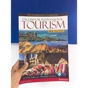 【二手工具書】ENGLISH FOR INTERNATIONAL TOURISM(附CD)