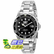 [美國直購 ShopUSA] Invicta 手錶 Men's 8932 Pro Diver Collection Silver-Tone Watch