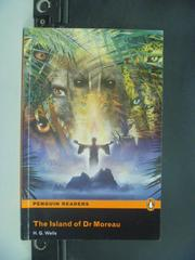 【書寶二手書T6/語言學習_GEE】The Island of Dr Moreau _H.G.Wells