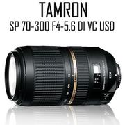 TAMRON SP 70-300/70-300mm F4-5.6 DI VC USD (平輸) A005