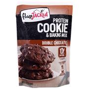 [iHerb] FlapJacked, Protein Cookie and Baking Mix, Double Chocolate, 9 oz (255 g)