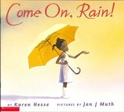 ◎Come On,Rain!(SCHOLASTIC)高年級