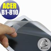 【EZstick】ACER Iconia One 8 B1-810 專用 靜電式平板LCD液晶螢幕貼 (霧面)