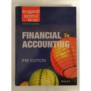 %2313財務會計 Financial Accounting IFRS,3rd,Weygandt,9781118978085
