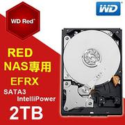 WD 2T 3.5吋 SATA3 紅標 NAS專用 硬碟 WD20EFRX 全新開發票