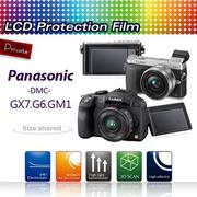 Kamera 高透光保護貼 for Panasonic G6 GM1 GX7