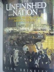 【書寶二手書T8/歷史_ZCA】The unfinished nation : a concise