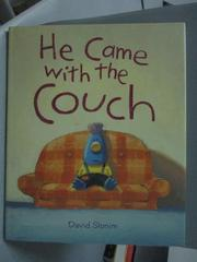 【書寶二手書T1/少年童書_ZFJ】He Came With The Couch_Slonim, David