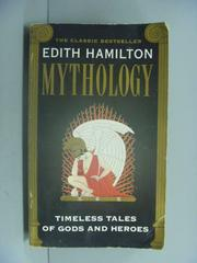 【書寶二手書T8/宗教_GGB】Mythology: Timeless Tales of Gods and Heroes