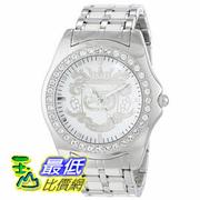 [104美國直購] Marc Ecko Men's E95016G6 White Dial Bracelet Watch