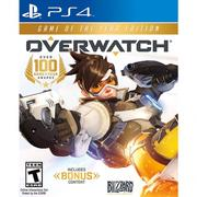 (現貨全新) PS4 鬥陣特攻 年度版 英文美版 Overwatch  Game of the Year Edition