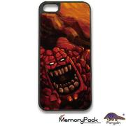 Pangolin穿山甲 Phone Case For I5 手機殼 火山岩石怪11415