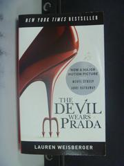 【書寶二手書T3/一般小說_GJJ】The Devil Wears Prada_Lauren