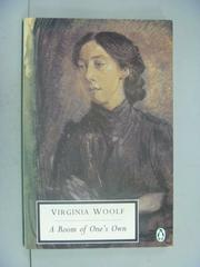【書寶二手書T1/原文小說_NHD】A Room of One's Own_Virginia Woolf