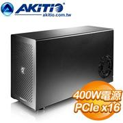 AKiTiO Node Thunderbolt3 顯示卡轉接盒