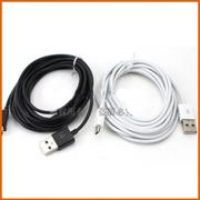 【Love Shop】micro usb 3米傳輸線三星/htc/sony/s3/s4/note2/