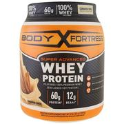 [iHerb] Body Fortress, Super Advanced Whey Protein Powder, Cinnamon Swirl, 2 lbs (907 g)