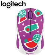【Logitech】Party Collection M238 無線滑鼠 雞尾酒