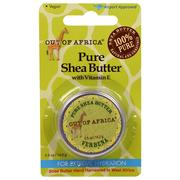 [iHerb] Out of Africa, Pure Shea Butter with Vitamin E, Verbena, 0.5 oz (14.2 g)