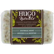 Hugo Naturals, Handcrafted Soap, Oatmeal Mint, 4 oz (113 g)