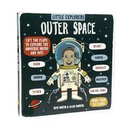【世一】Little Explorers:Outer Space(原文翻翻書)
