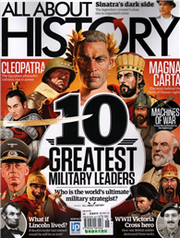 ALL ABOUT HISTORY 10月號/2014 第18期:10 Greatest Military Leaders