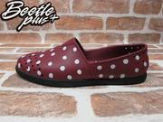 《下殺$1499》BEETLE PLUS 全新 2013 秋冬 NATIVE VERONA ARMADA RED POLKA DOTS 艦艇紅 酒紅 點點 圓點 波點 水玉 GLM18-933