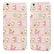 【GARMMA】Hello Kitty iPhone 6/6S 4.7吋保護硬殼(繽紛款)