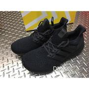 DMAX 正品 adidas Ultra Boost 3.0 Triple Black 黑色 編織 慢跑鞋 CG3038