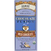 [iHerb] [iHerb] The Tea Room Chocolate Fusion, Milk Chocolate, Jasmine, 1.8 oz (51 g)